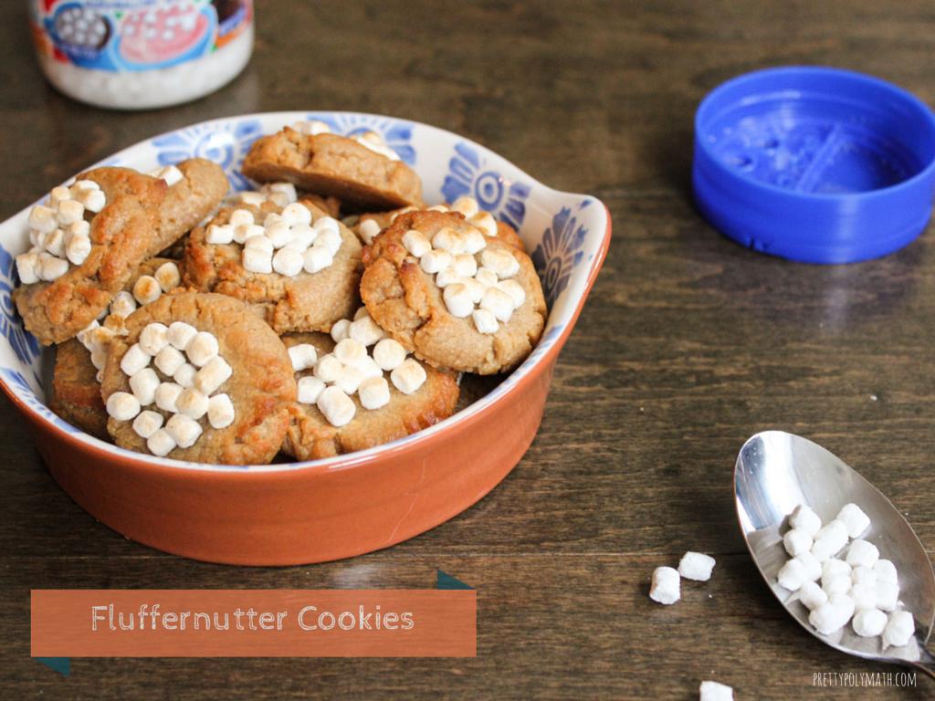 Fluffernutter cookie gluten free