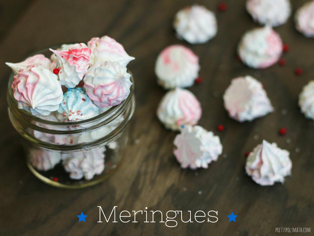 Meringues - Pretty Polymath